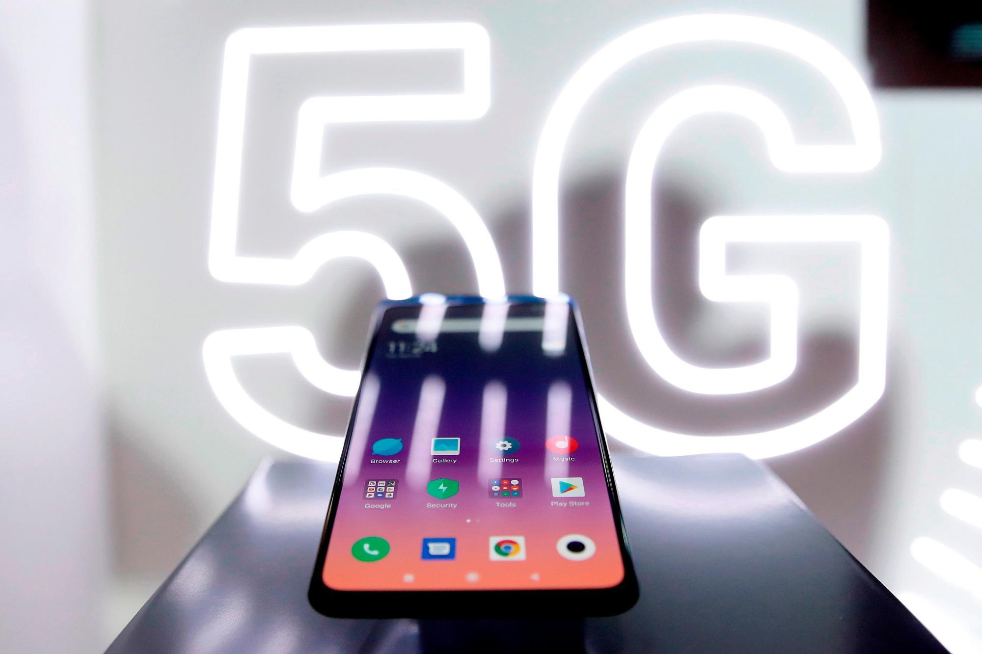 5G смартфоны в 2019 году