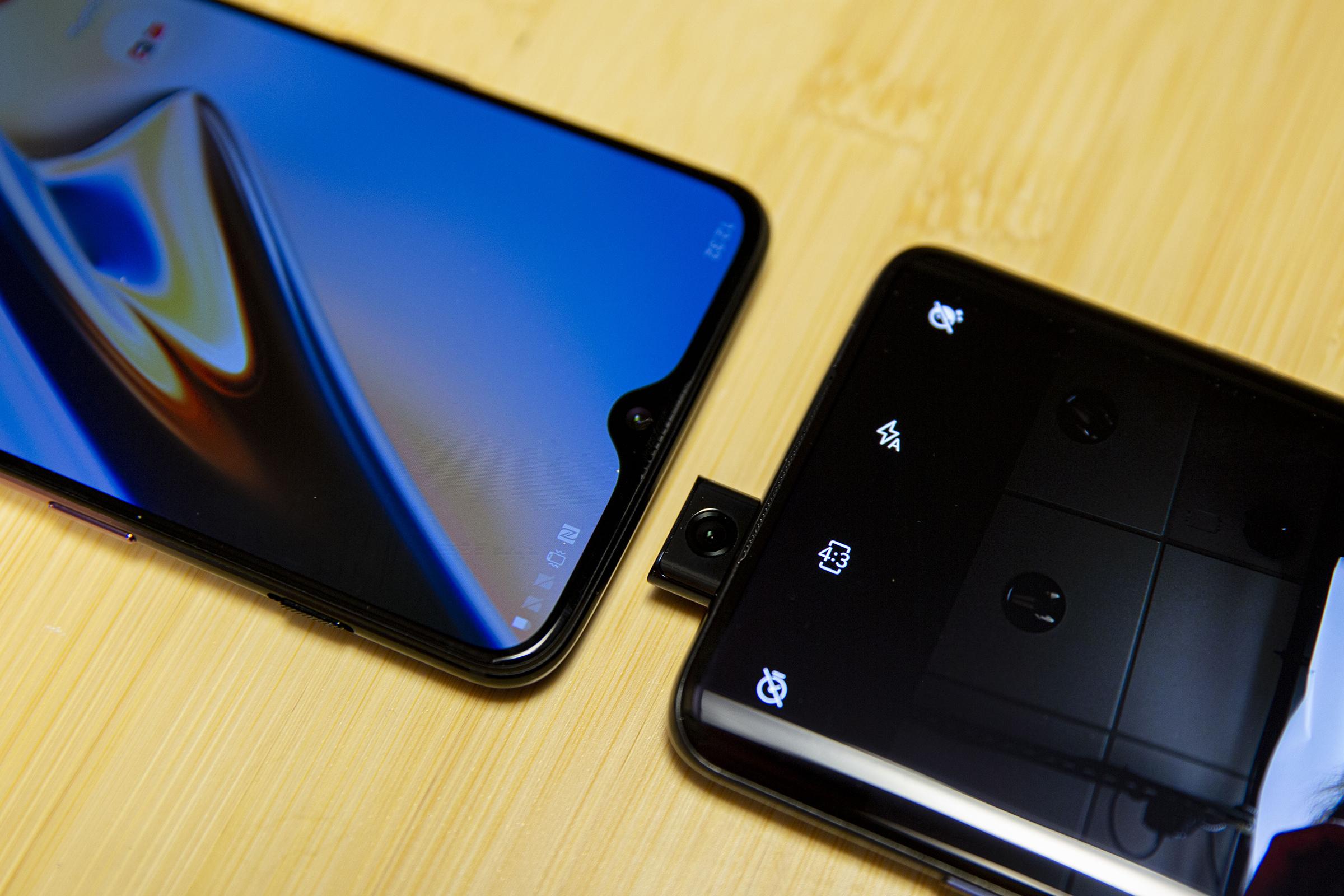 OnePlus 7 Pro и OnePlus 6T