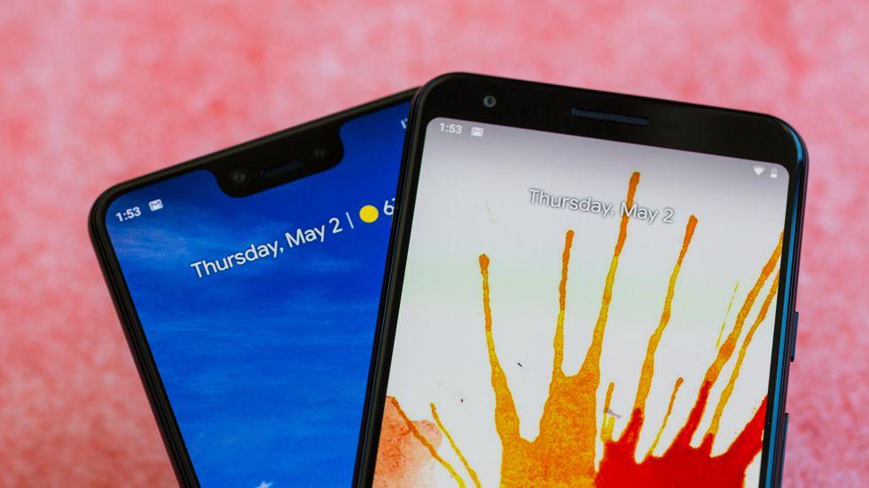 Google Pixel 3 XL и Pixel 3a XL
