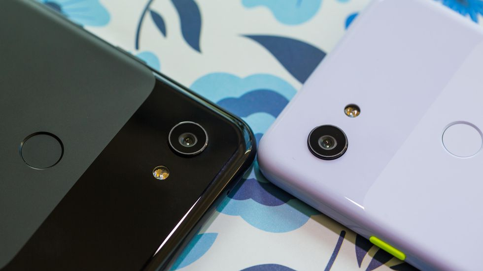 Pixel 3a XL и Pixel 3a