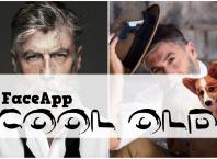 Фильтр FaceApp для крутых стариков Cool Old