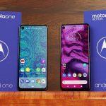 Motorola One Vision and Motorola One Action