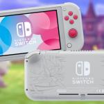 Nintendo Switch Lite Pokemon Sword and Shield edition