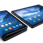 Первый гибкий смартфон FlexPai