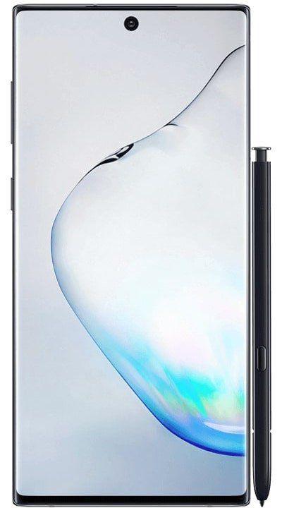 Первые официальные изображения Galaxy Note 10