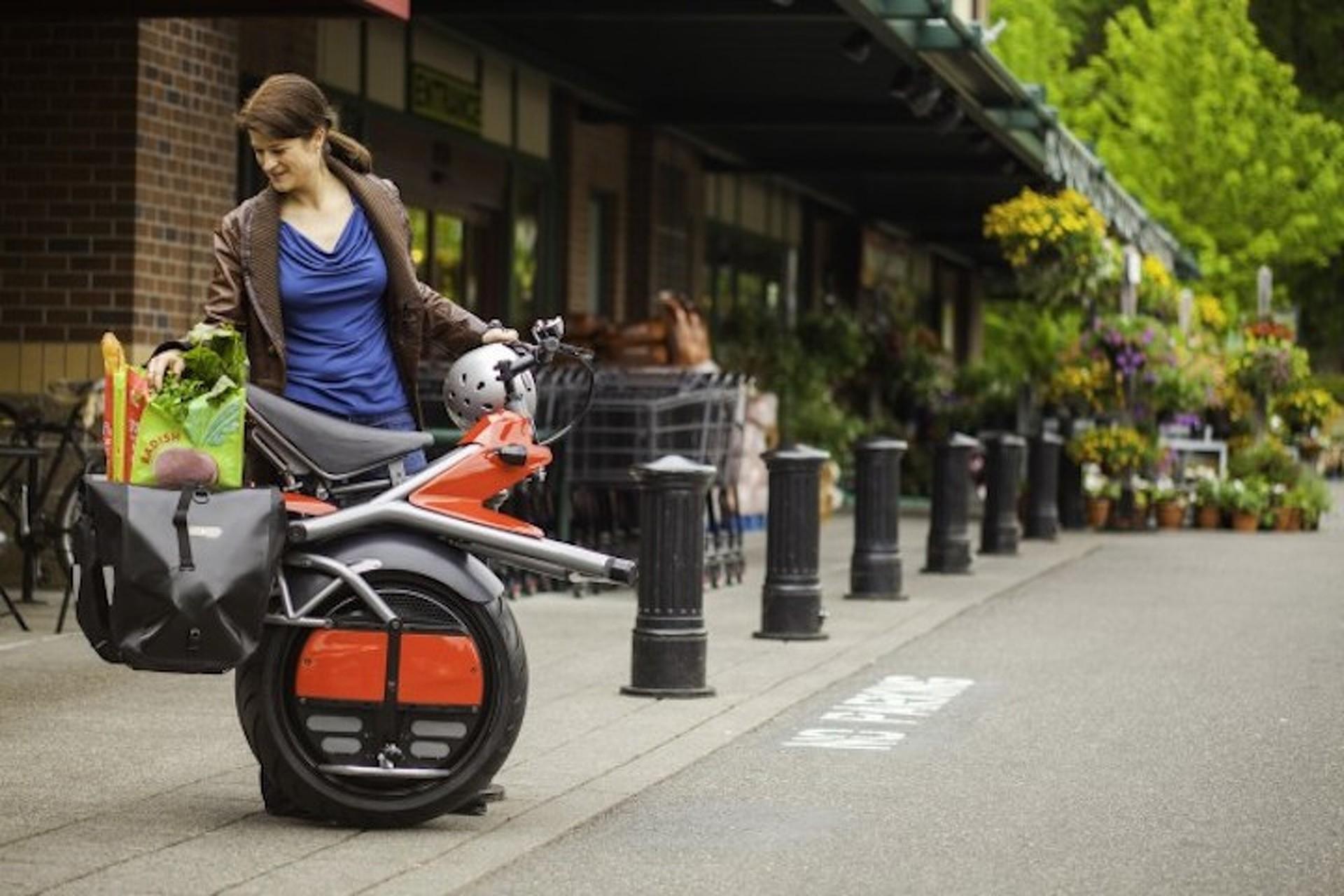 электротранспорт для передвижения по городу