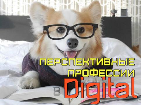 перспективные профессии в Digital