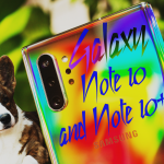 Презентация Samsung Galaxy Note 10: главные особенности