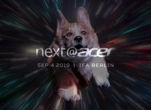 Презентация Acer на IFA 2019