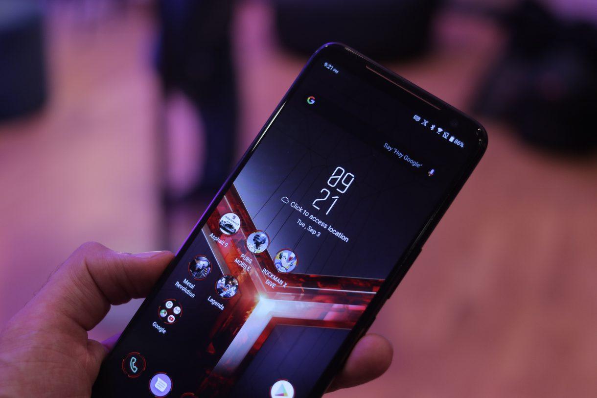 Новости недели: Asus ROG Phone 2