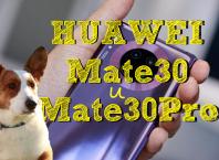 Первые смартфоныHuawei без сервисов Google - Mate 30 и Mate 30 Pro