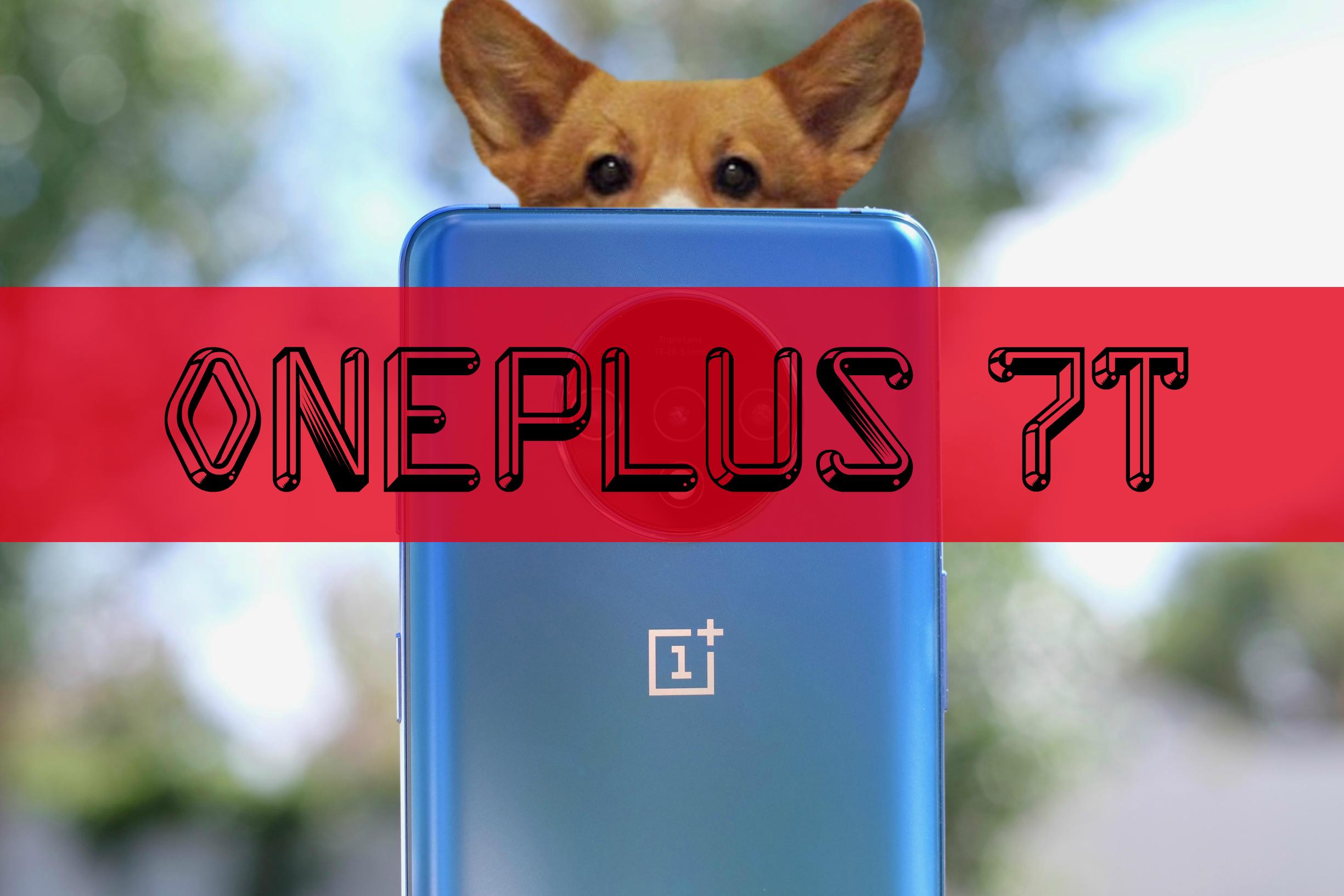 характеристики OnePlus 7T
