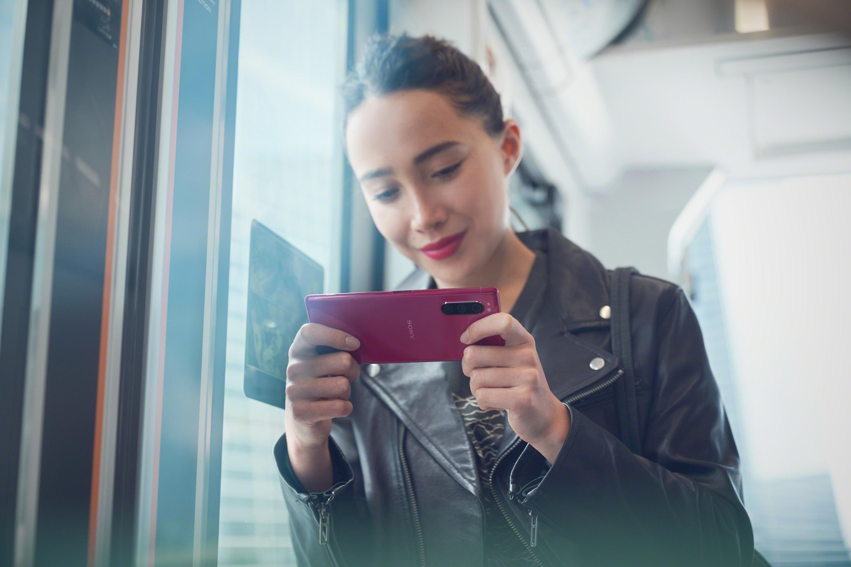 Смартфон Sony Xperia 5 презентовали на IFA 2019