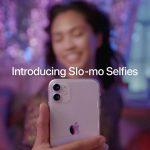iPhone 11 selfies
