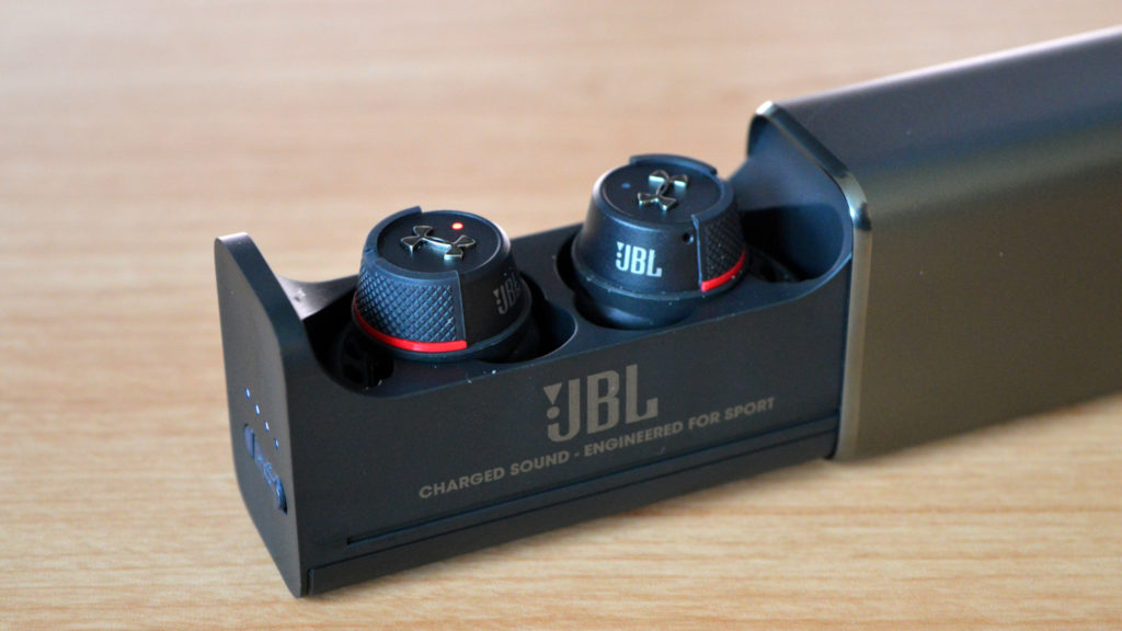 JBL Under Armour True Wireless Flash