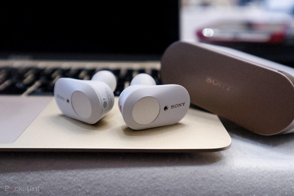 true wireless наушники с шумоподавлением