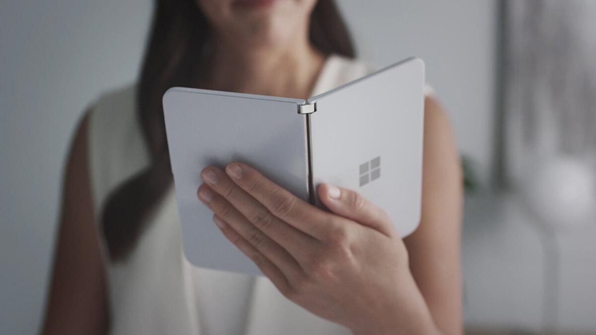 новый смартфон Microsoft