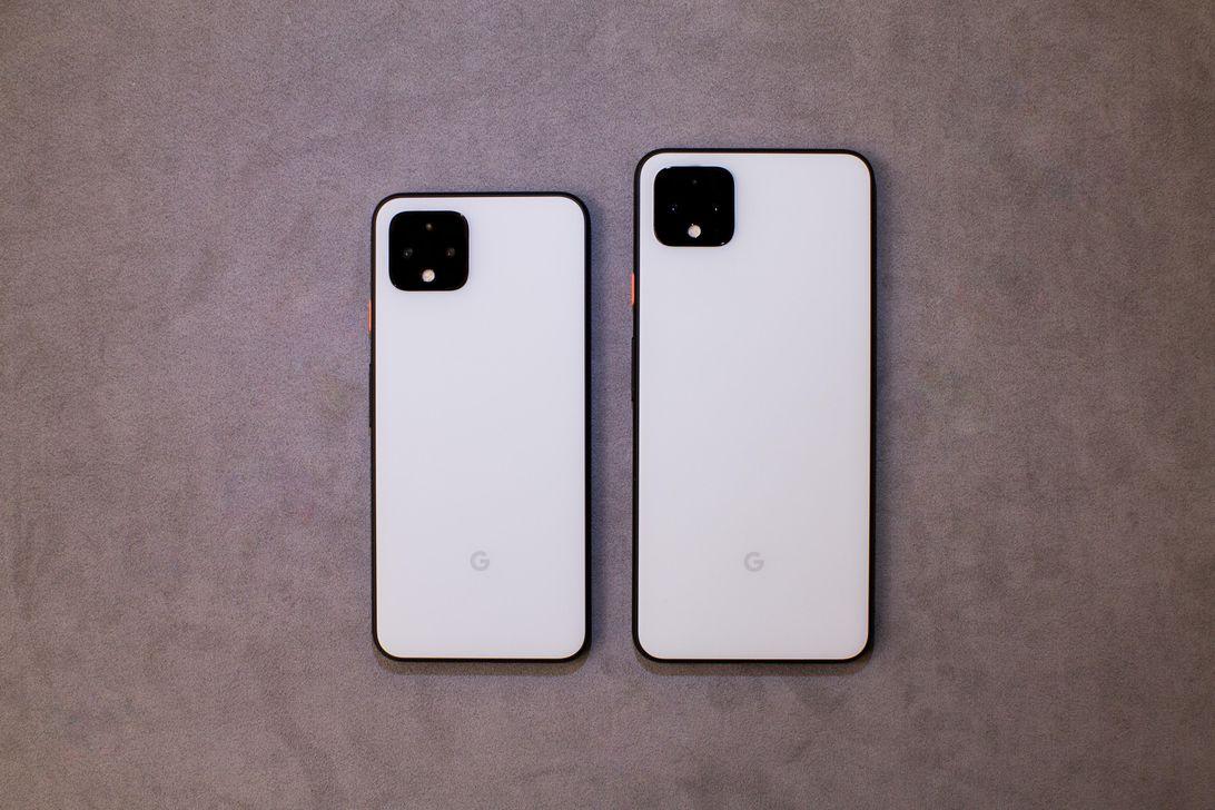 Pixel 4 и 4 XL