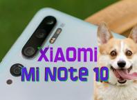 Смартфон Xiaomi Mi Note 10 — лучший бюджетный камерофон 2019?