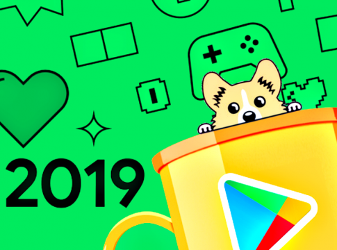 лучшие мобильные игры 2019 в Google Play