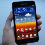 Samsung Galaxy Note, 2011