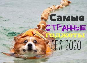 Самые странные гаджеты CES 2020