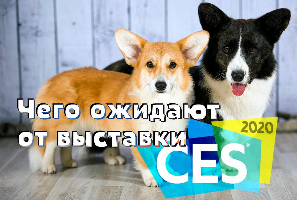 Ожидаемые анонсы CES 2020