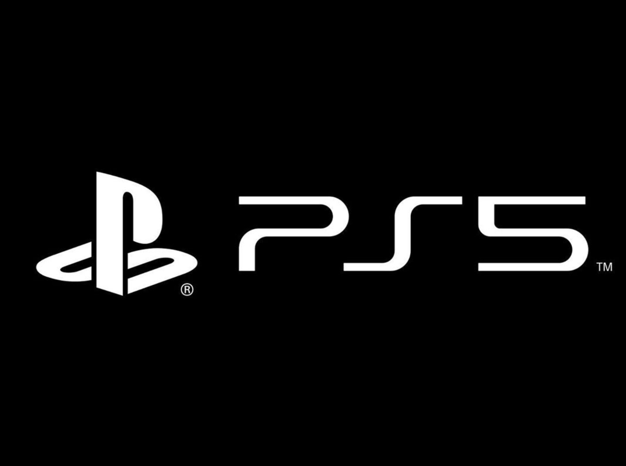 Логотип PS5