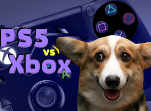 сравнение PS5 и Xbox