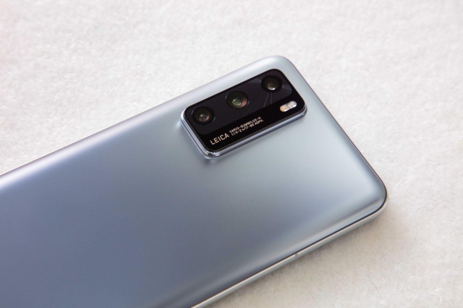 Huawei P40 series - лучшие камерофоны 2020, но без Google