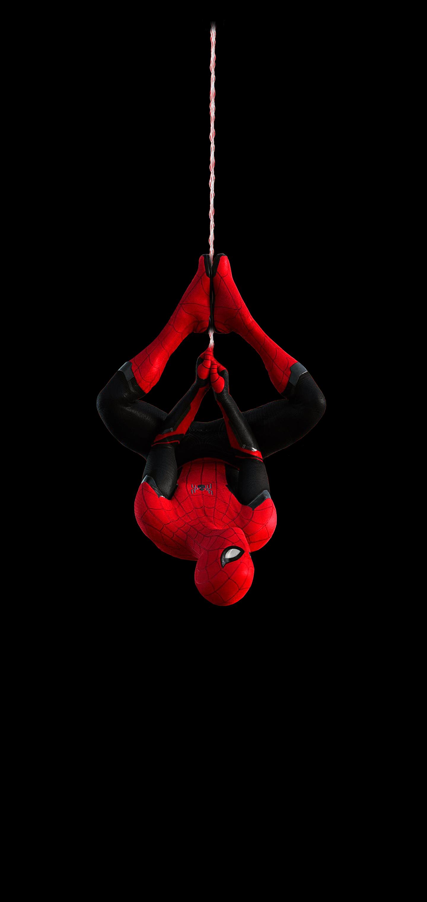 "Обои Samsung Galaxy S20 ""Spider-Man"""