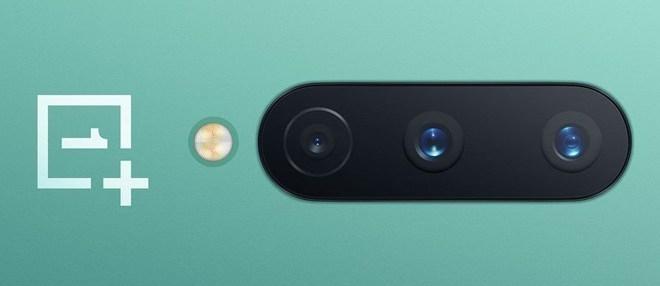 OnePlus 8 камера