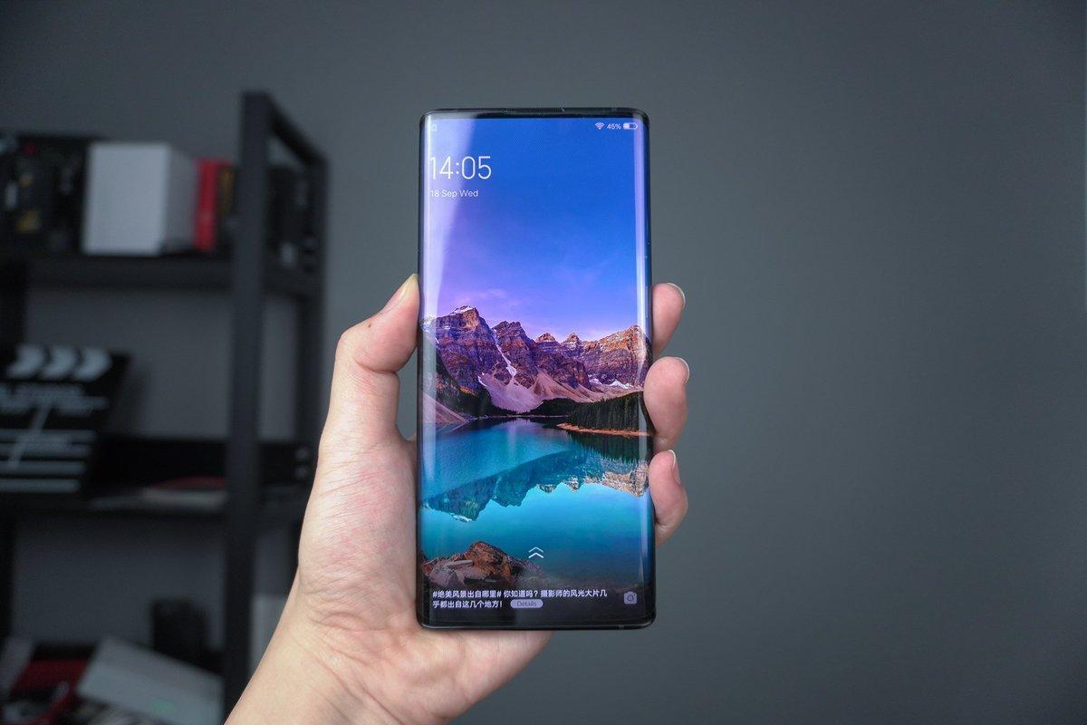 самые большие смартфоны 2020 года