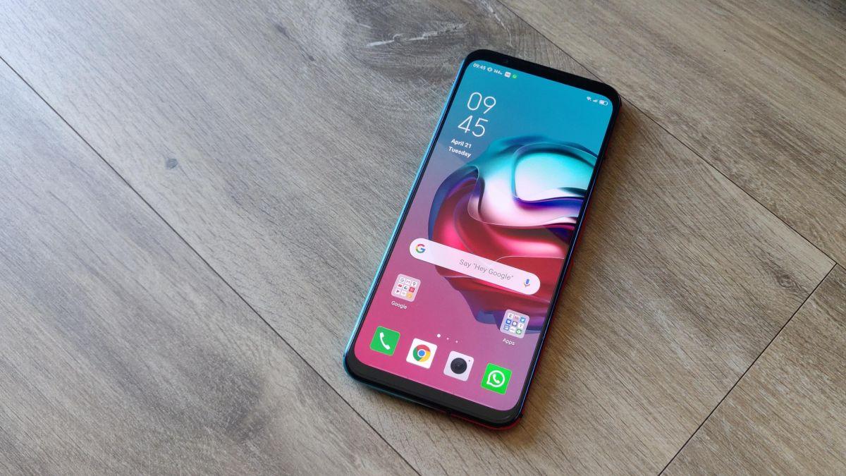 самый большой смартфон 2020 года