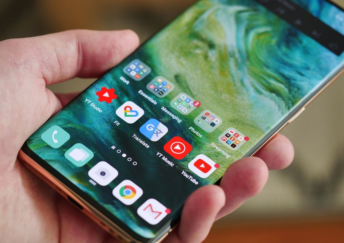 смартфоны с экраном 120 Гц