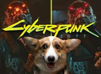 графика Cyberpunk 2077