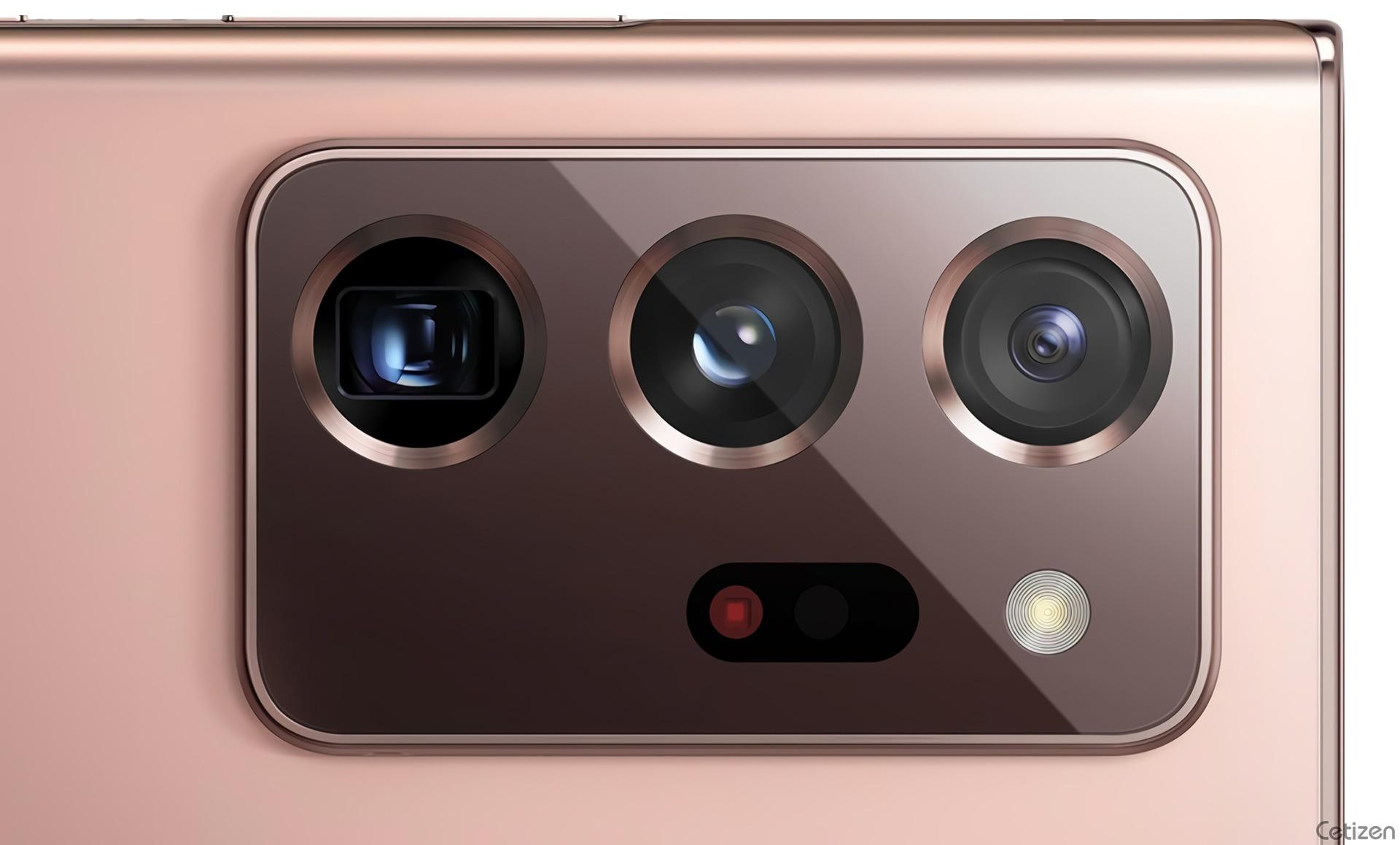 Камера Samsung Galaxy Note 20 Ultra