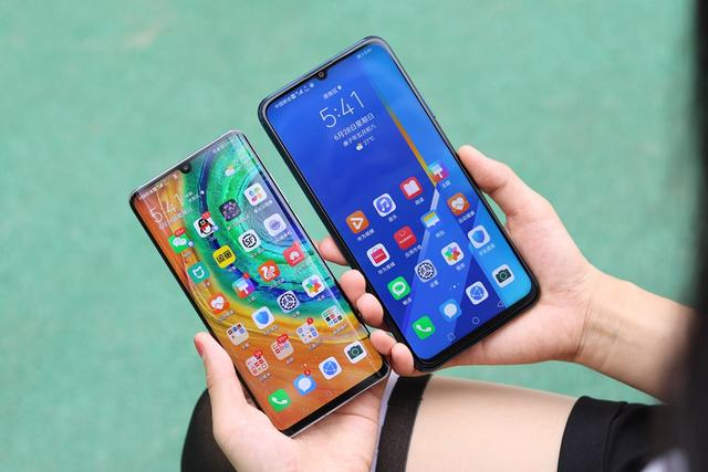 Huawei P30 Pro и Honor X10 Max