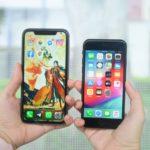 iPhone 11 и iPhone SE
