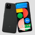 смартфон Pixel 4a 5G