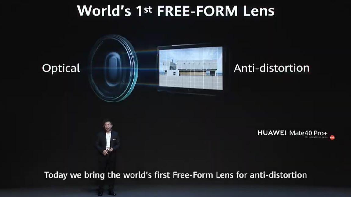 Камеры Huawei Mate 40