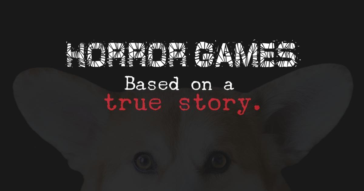 хоррор игры основанные на реальных событиях
