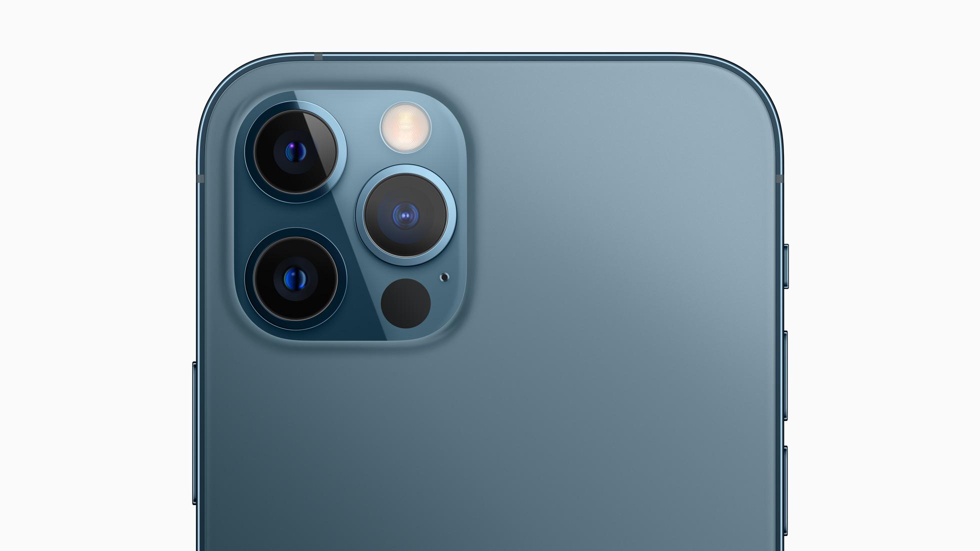 iPhone 12 Pro камера