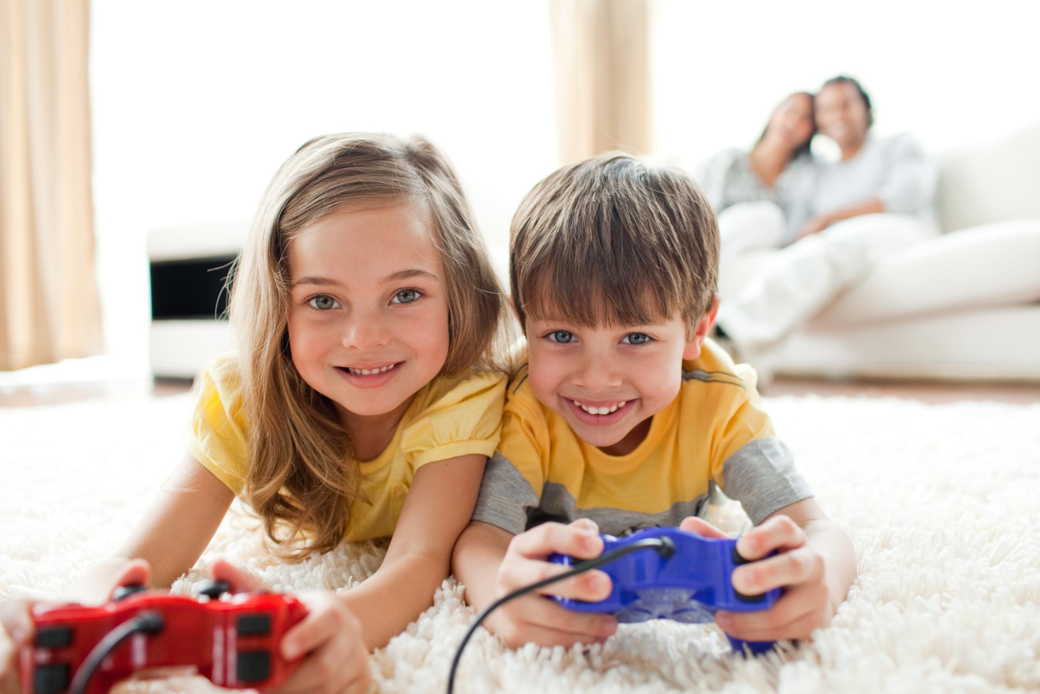положительное влияние компьютерных игр на детей