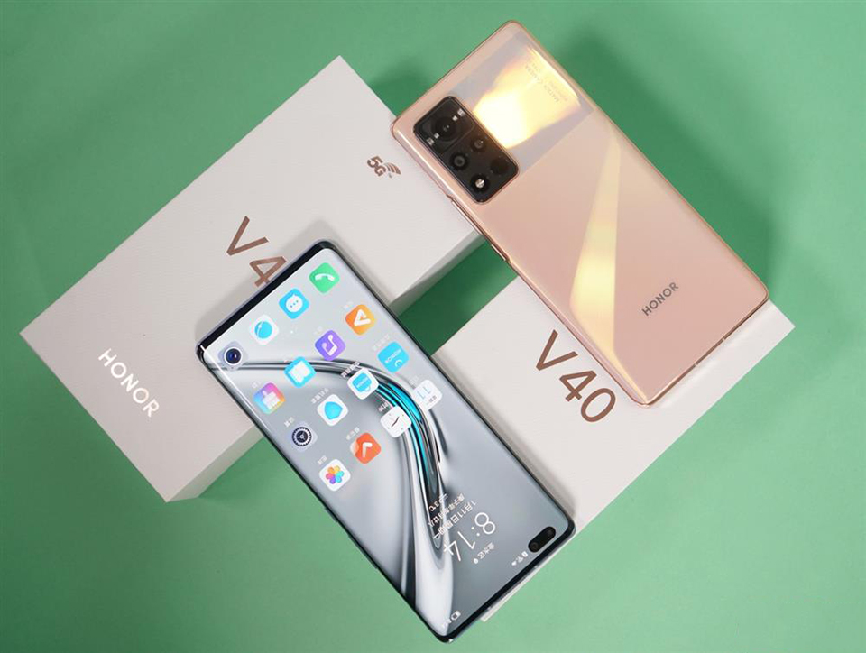 Смартфон Honor V40