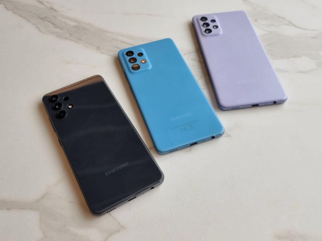 Samsung Galaxy A серии