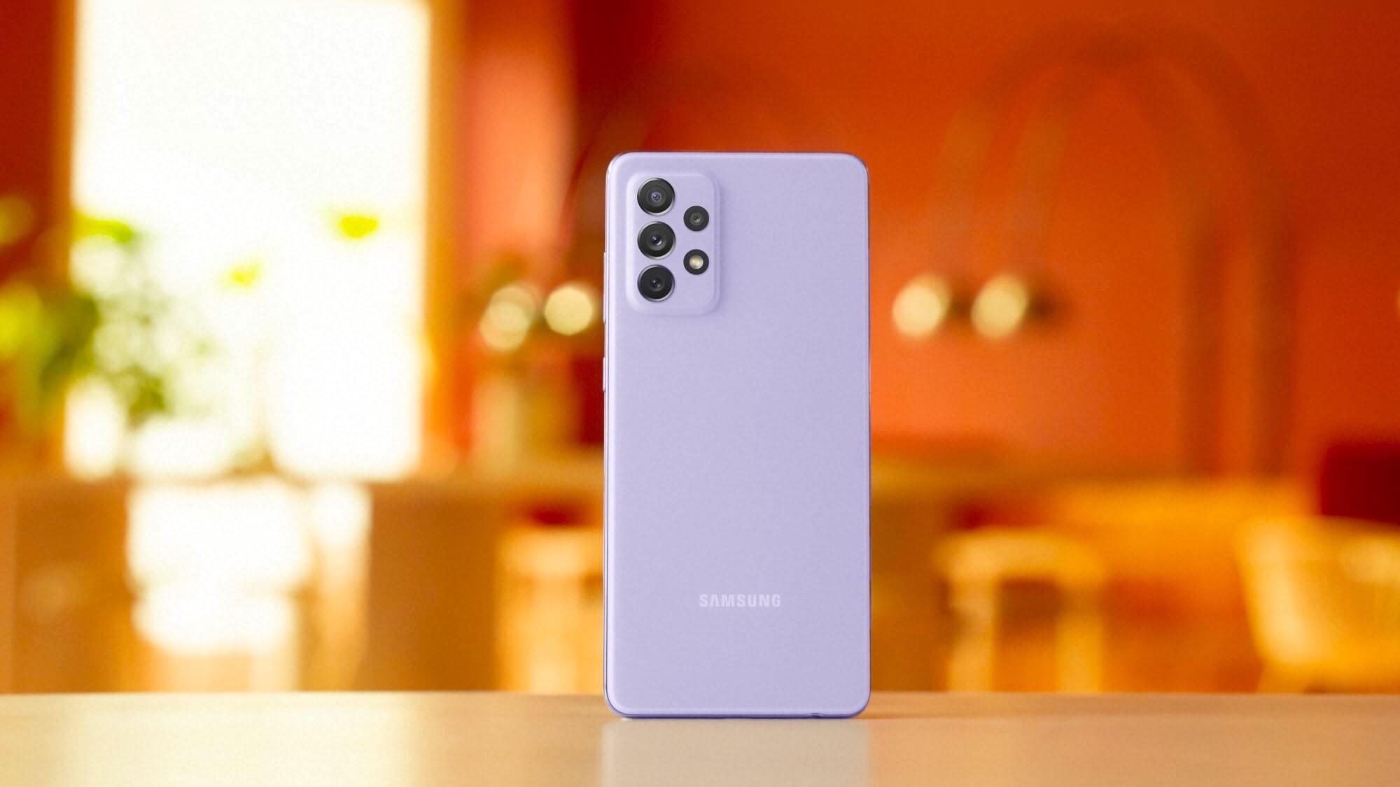 смартфоны Samsung Galaxy A серии