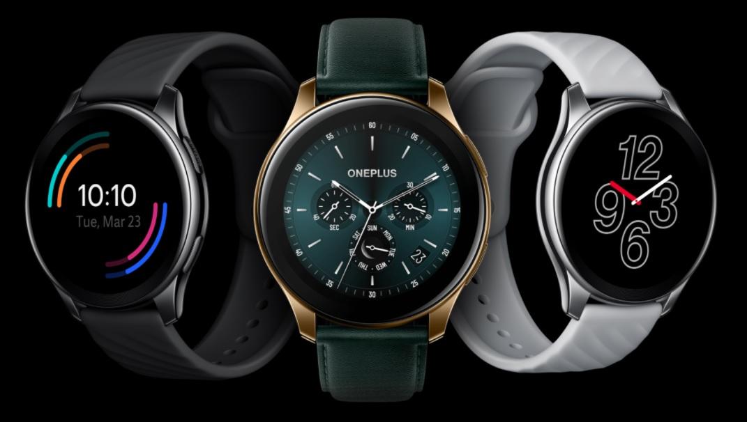 OnePlus Watch 2021