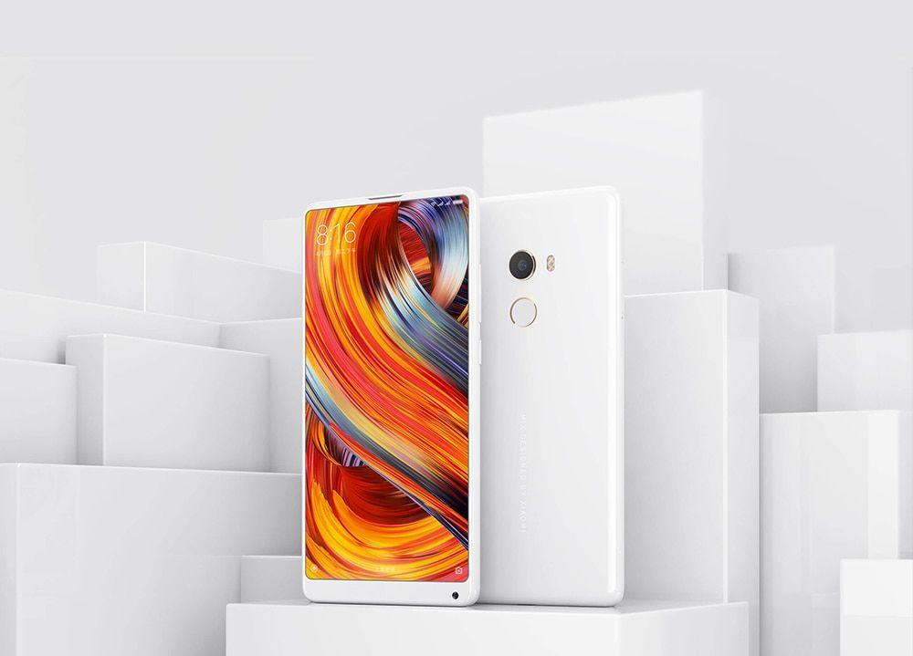история Xiaomi Mi Mix