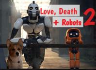 Love Death Robots 2 дата выхода